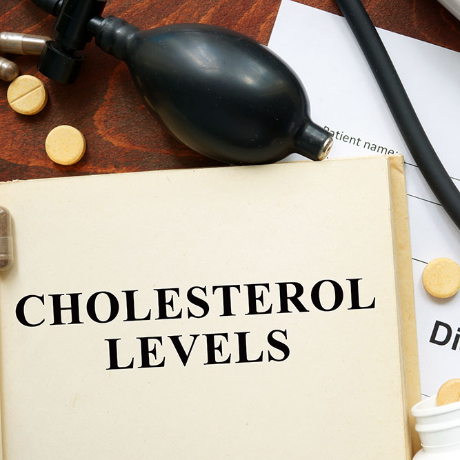 Cholesterol levels and Kratom