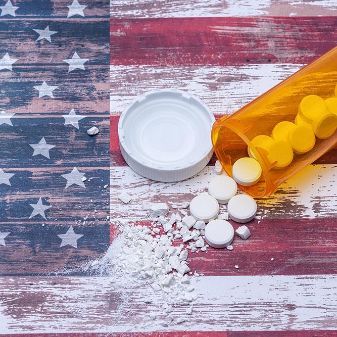 Opioid Crisis in America