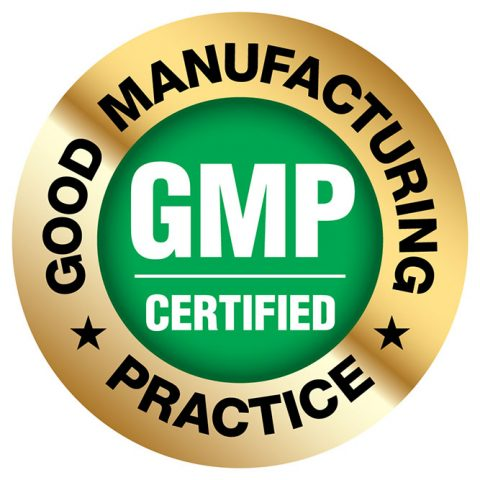 Good Manufacturing Practice Certified, GMP